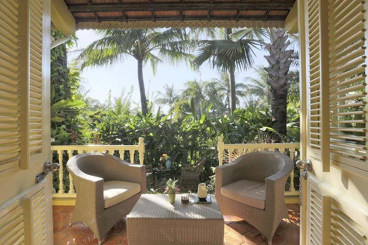 Compelling Double Deluxe Garden View At Phu Quoc Island