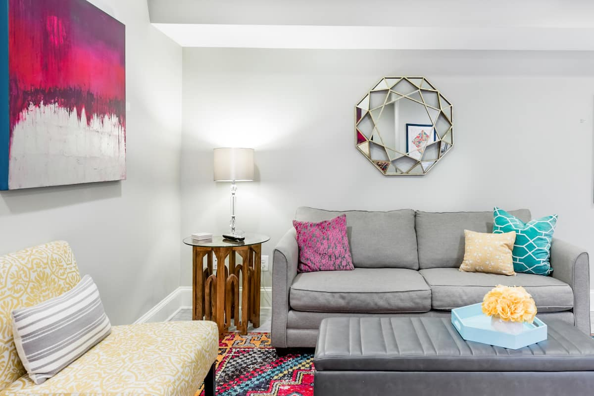 North Capitol Hill Luxury Townhome in Perfect Location
