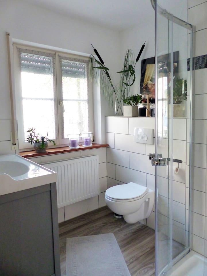 Apartment mit bad singleküche gartennutzung wohnungen zur miete in haßfurt bayern deutschland