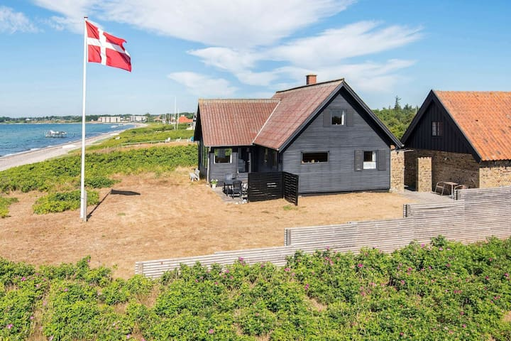 Picturesque Holiday Home in Jutland with Terrace