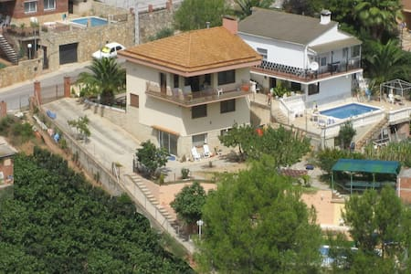 聚会泳池别墅 - Corbera de Llobregat - 別荘