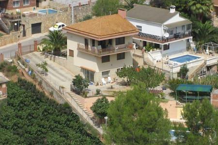 聚会泳池别墅 - Corbera de Llobregat - Villa
