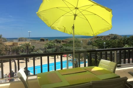 Studio the See Side in Cap d'Agde - Agde - Apartment