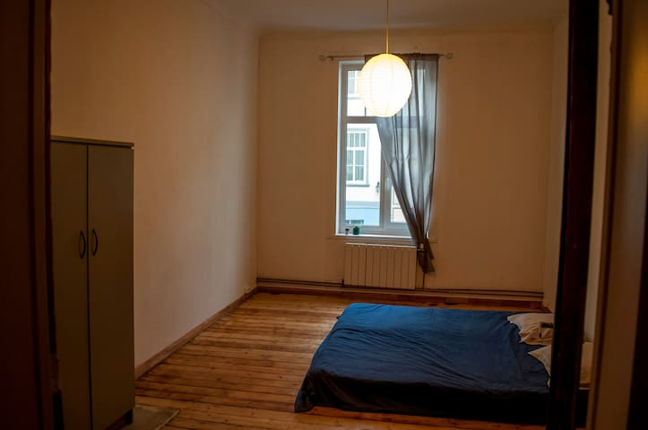 A one-bedroom place in the centre of Tallinn