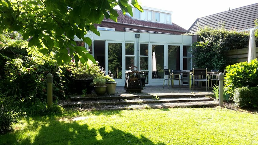 Nice Family House with big garden near Utrecht - Houten
