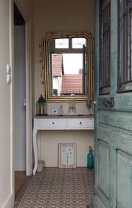 chambre privée avec salle d'eau-WC - Μπουρζ - Σπίτι