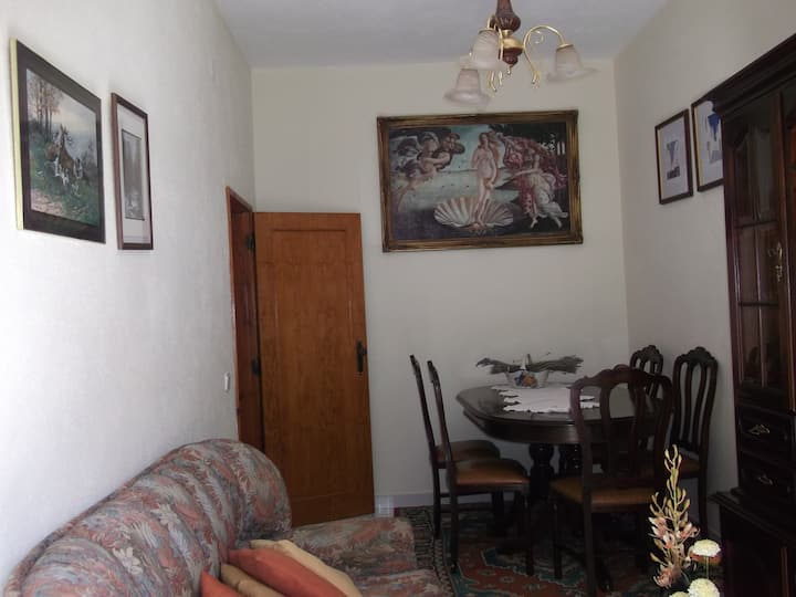 Single room in flat on contryside