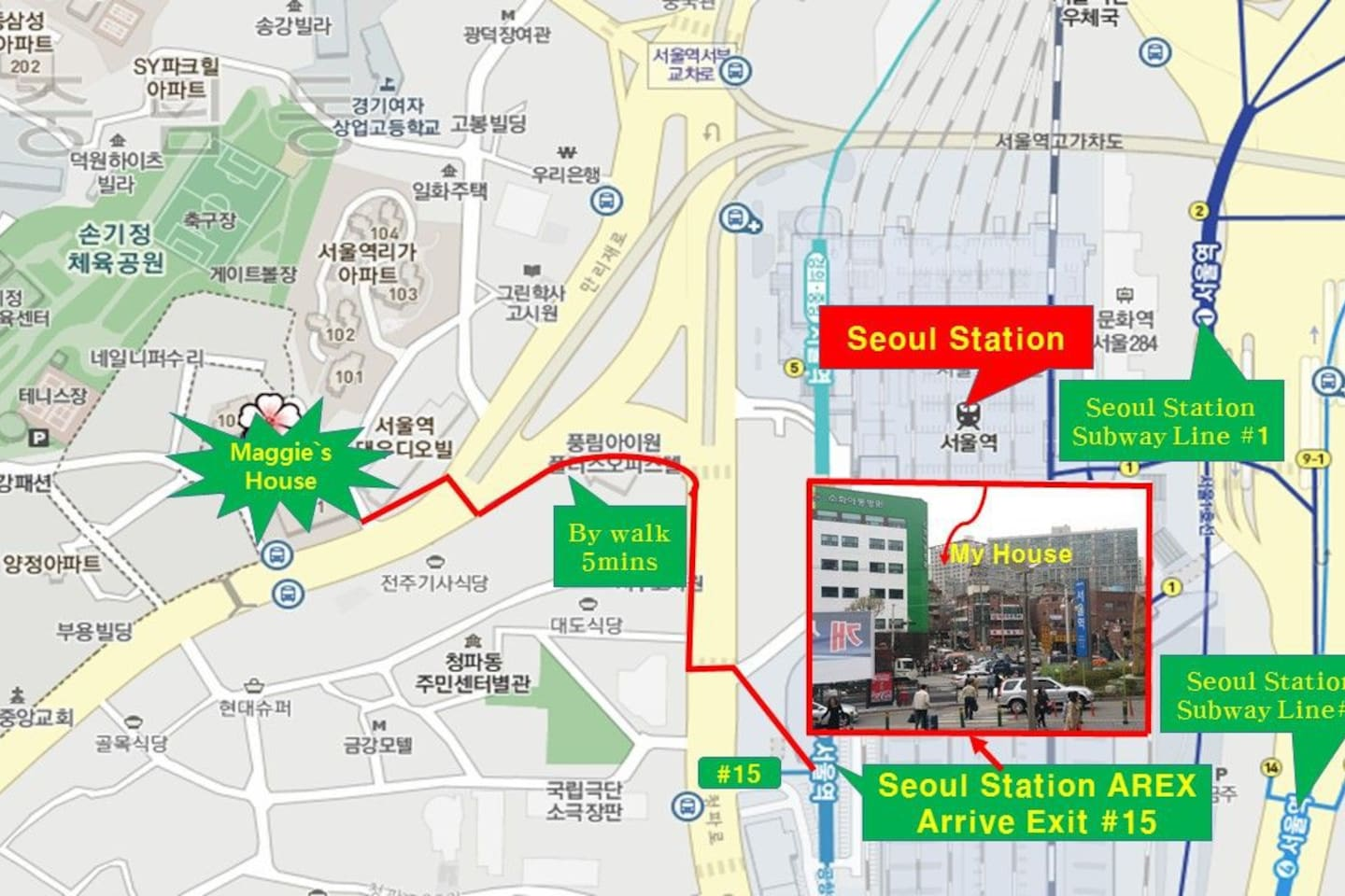 202 House Seoulstation 1 Modern Apartment Seoul Station Apartments For Rent In