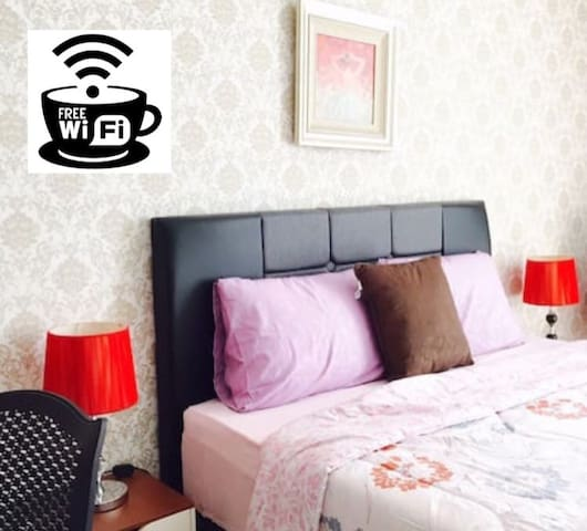 Cozy Apartment at U Residence Supermall Karawaci - Kelapa Dua - Apartment
