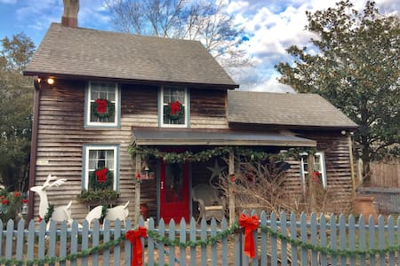 Charming Pre-Revolutionary War Home - Barnegat Township - Casa