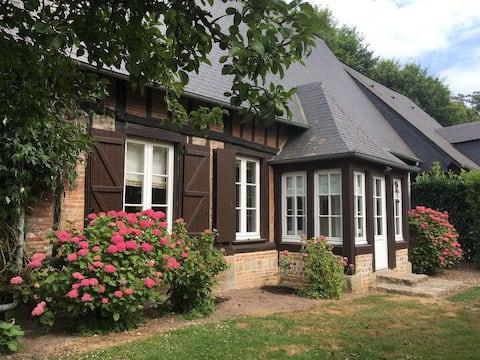 Maison de charme Normande proche de la mer