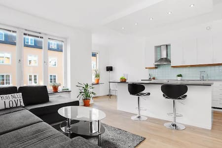 Spacious apartment in the hearth of Södermalm - 斯德哥爾摩 - 公寓
