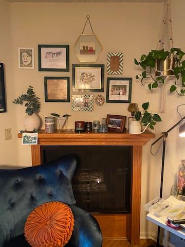 Cozy Studio City Apartment
