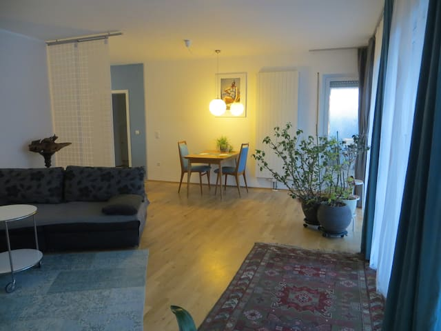 Erholung in den Stadtrandoase-Appartements II - Bad Windsheim - Wohnung