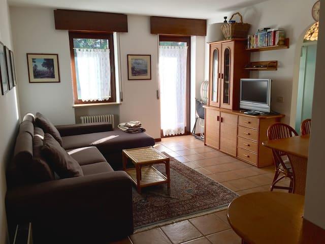 Appartamento in Centro con Giardino - Asiago - Apartamento