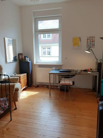 Cozy, centrally located room