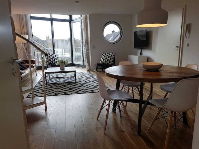 Individuel apartment Düsseldorf /Meerbusch