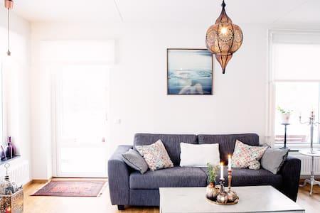Ljus, härlig lägenhet nära naturen - Sollentuna