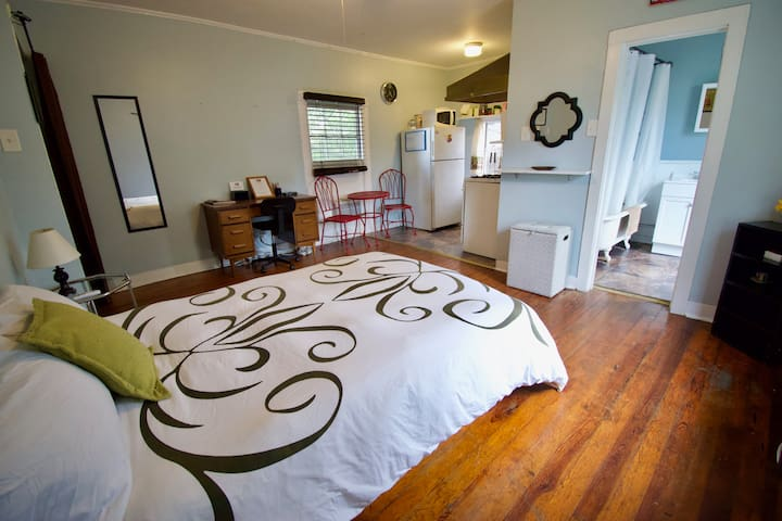 Cajun Hostel Studio Downtown - Vermilion