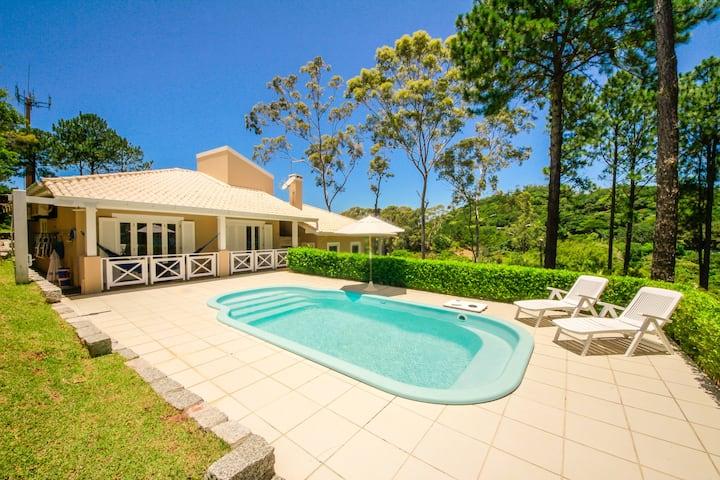 Casa Praia Mole - Paraíso