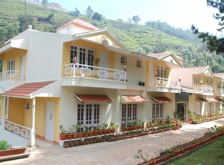 Ecorganic Pinewood Retreat, The Nilgiris near Ooty