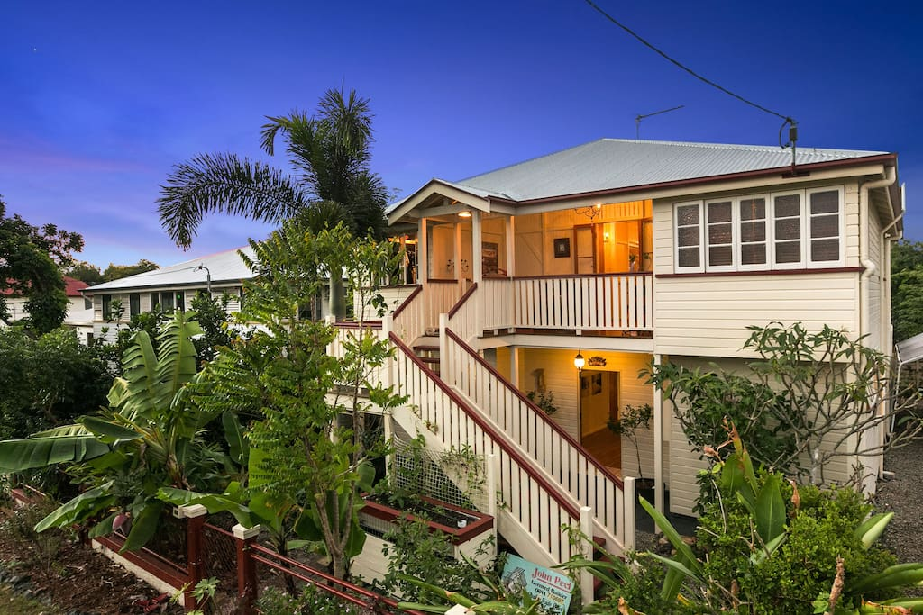 Bed And Breakfast Cairns Area