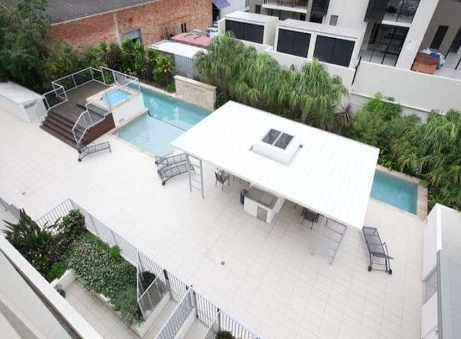Amazing Double room in South Bank - South Brisbane - Apartamento