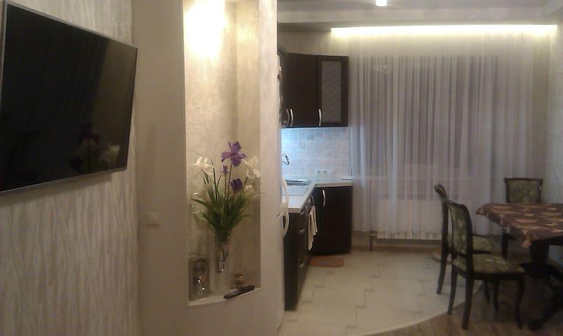 Сдается квартира в новом доме с отличным ремонтом