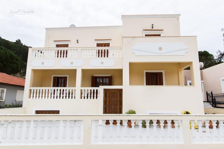 Evdoxia's House
