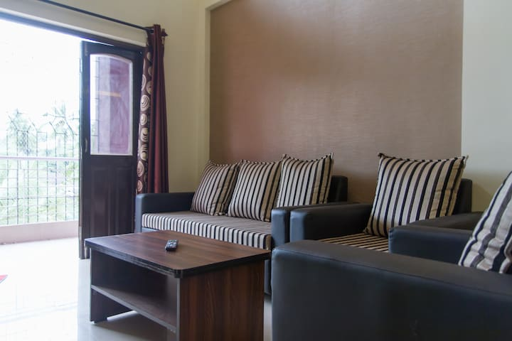 Fully furnished 2bhk apartment - Penha de França - Appartement