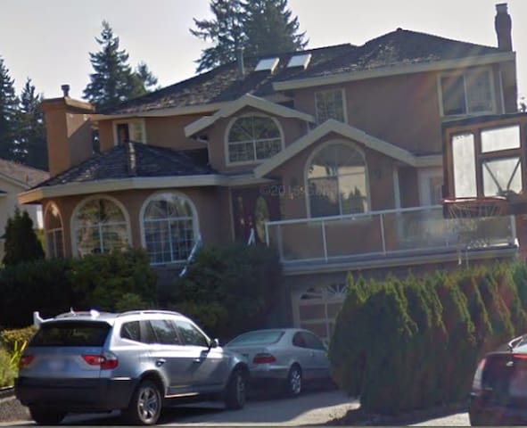 Beautiful Suit with 2 bedrooms - Coquitlam - Apartamento
