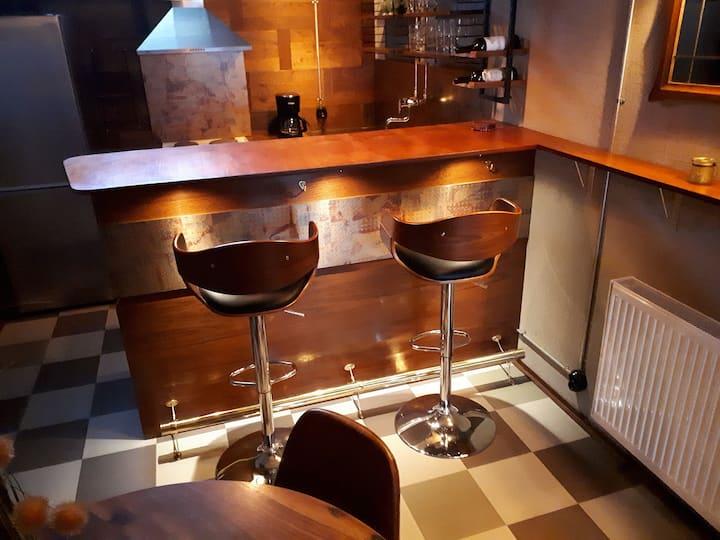 Lägenhet med generösa mått i Trönninge, Varberg