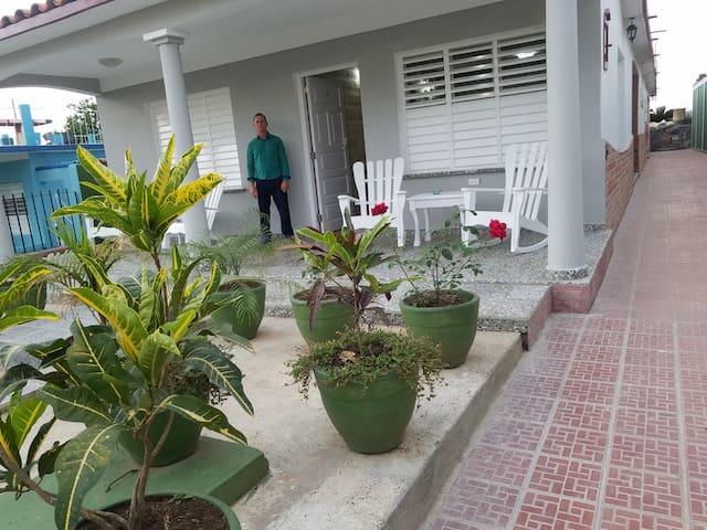 Casa Isbel Fuentes, Habitación 1, Viñales, Cuba.