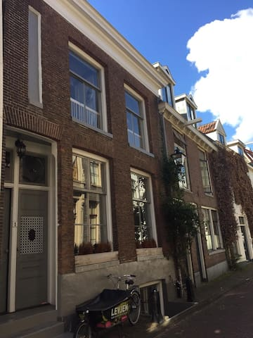 Pittoresque city house in the centre of Zwolle