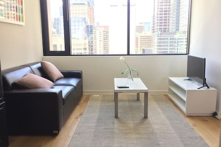 CBD New One Bed Room Apartment.