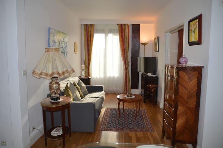 Votre appartement de 55m2 au coeur de Lyon