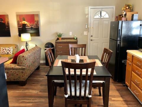 Cozy Calallen Guest Apartment