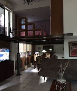 Lovely mezzanine house in downtown - Tuxtla Gutiérrez - Huis
