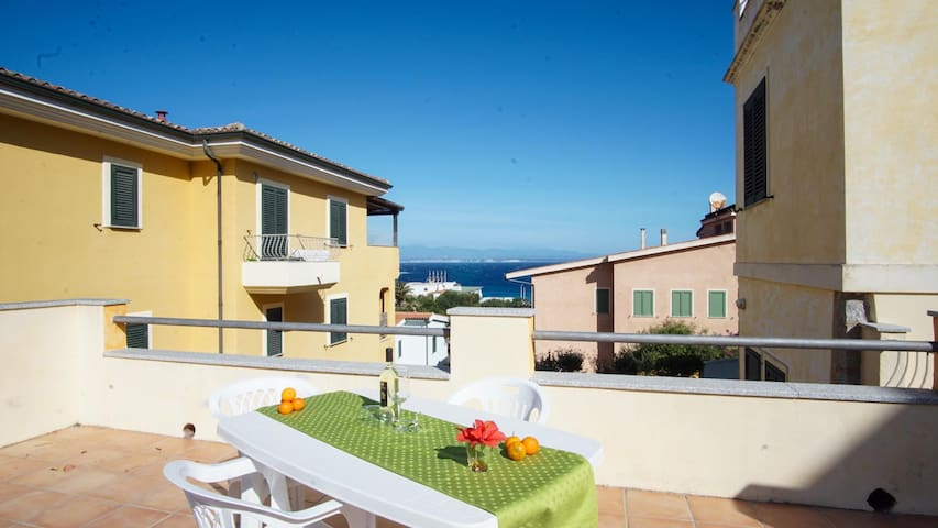 Airbnb Spiaggia Rena Bianca Vacation Rentals Places