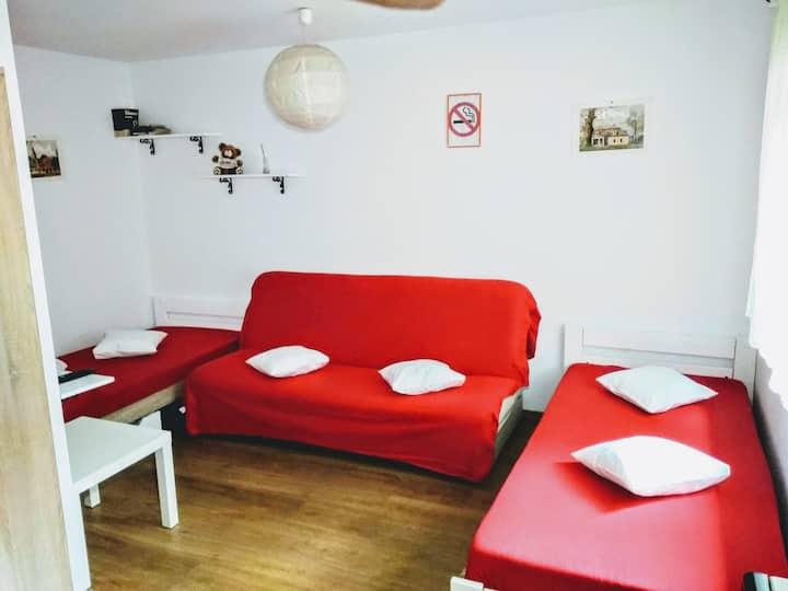 "Apartament Studio ""Mehoffera 1"""