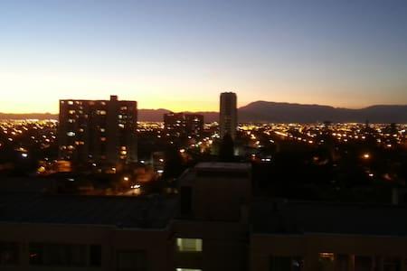 Comodo Departamento en San Miguel, Santiago  Chile - San Miguel - Wohnung