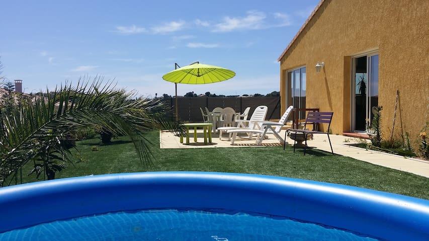 Villa neuve a 10min des plages - Bastelicaccia - Casa