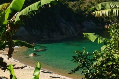 Mar e Praia em Ponta Negra - (Chalé). - Xalet