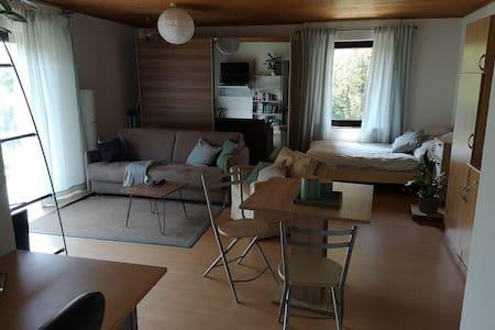 Privates Appartement mit eigener Terrasse