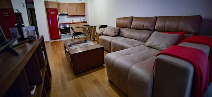 Céntrico apartamento en Vigo