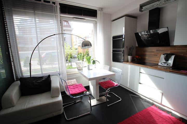 Vip Residente  by Rainbow Apartmemnts - Kraków - Appartement