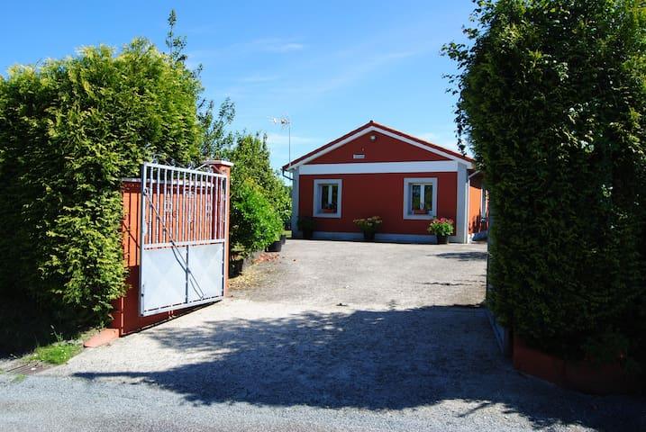 Casa Finca Patelo - Bergondo - Huis
