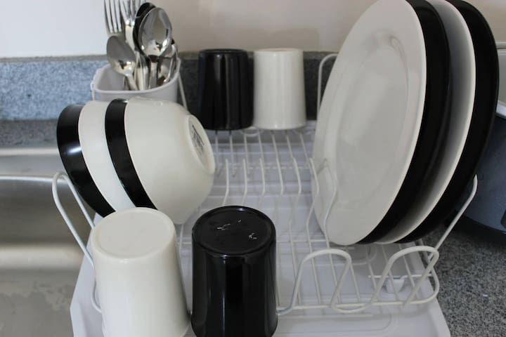 Don't forget to wash your used plates mate!