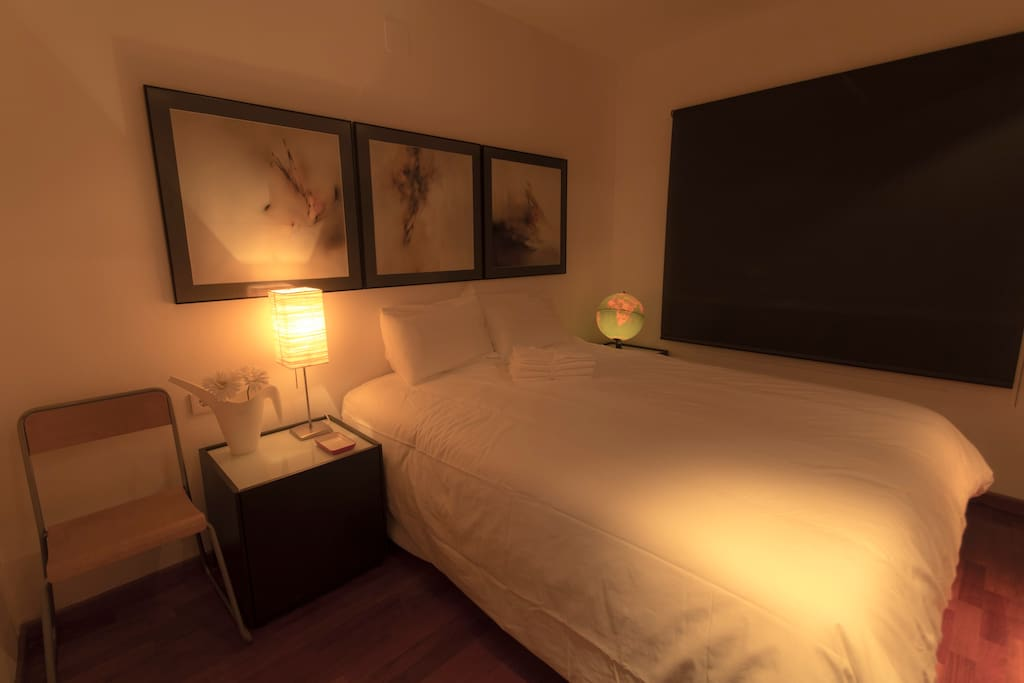 your room in La Isla Bonita Apartment...mediterranean way of life