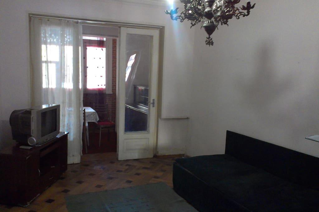 Living Room 1 / Bedroom 2